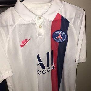 COPY - PSG polo jersey